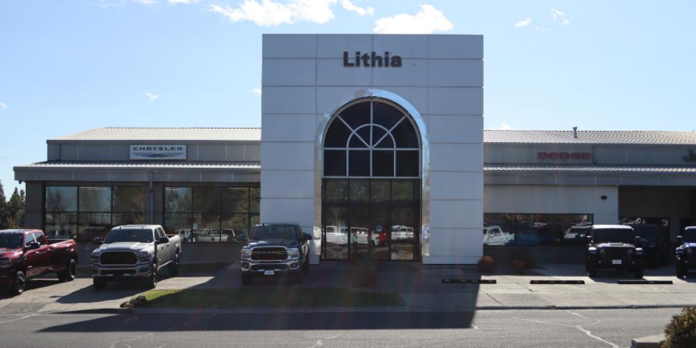 dodge dealership bend oregon About Lithia  Dealership in Bend, OR  Lithia Chrysler Dodge Jeep